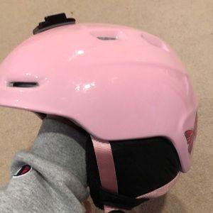 Girls Smith Helmet